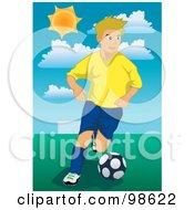 Soccer Boy 18
