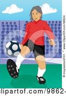 Soccer Man 11