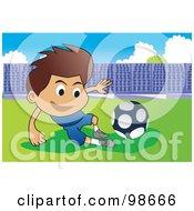Soccer Boy 20