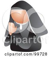 Praying Nun Avatar