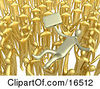 Crowd Of Gold Businessmen Lifting A Man Up High Symbolizing Celebration Praise And Success Clipart Illustration Graphic by 3poD