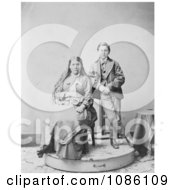 Tobey Riddle And Son Free Historical Stock Photography