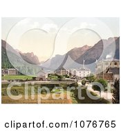 Toblach New Toblach Tyrol Austria Royalty Free Stock Photography