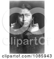Tsawatenok Girl Free Historical Stock Photography