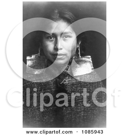 Tsawatenok Girl - Free Historical Stock Photography by JVPD