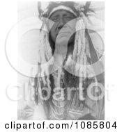 Two Moons Cheyenne Native Man Free Historical Stock Photography