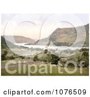 Ullswater Lake District England United Kingdom Royalty Free Stock Photography