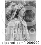 Umatilla Costume Free Historical Stock Photography