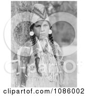 Umatilla Woman Free Historical Stock Photography by JVPD