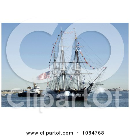 USS Constitution Ship - Free Stock Photography by JVPD