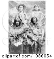 Ute Family Free Historical Stock Photography by JVPD