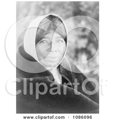 Wappo Woman - Free Historical Stock Photography by JVPD