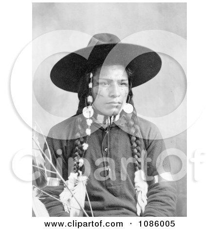 Wasco Indian - Free Historical Stock Photography by JVPD