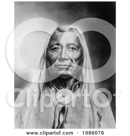 Washakie, Chief of Shoshones - Free Historical Stock Photography by JVPD