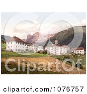 Welschnofen Tyrol Austria Royalty Free Stock Photography