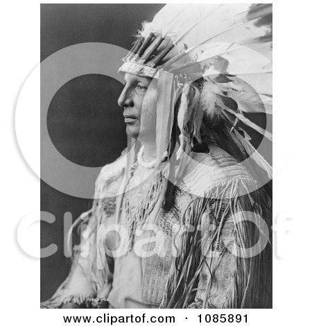 White Shield, Arikara Man - Free Historical Stock Photography by JVPD