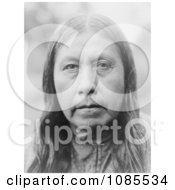 Wichita Indian WomanS Face Free Historical Stock Photography