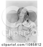 Wife Of Old Crow A Cheyenne Indian Free Historical Stock Photography by JVPD