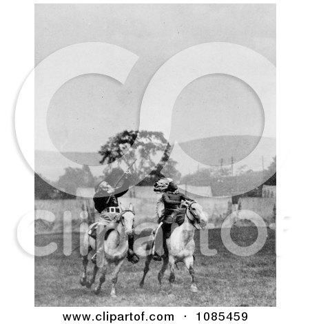 William F Cody (Buffalo Bill) - Free Historical Stock Photography by JVPD