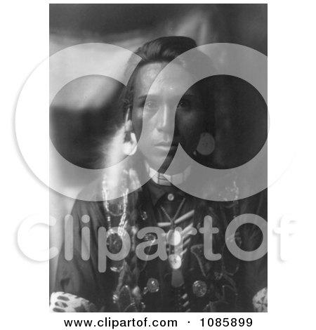 Yakima Man - Free Historical Stock Photography by JVPD